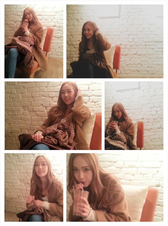 SNSD Jessica Jung's New UFO Picture!