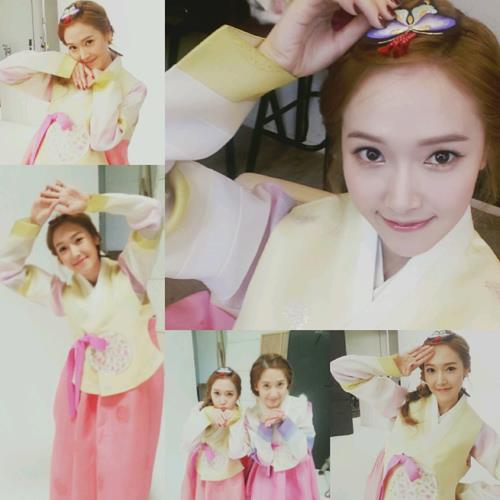 Jessica Greetings for Lunar New Year!