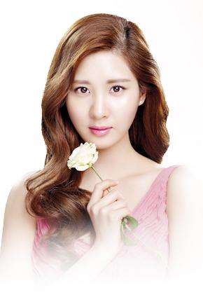 Seohyun - The Face Shop Aura CC Cream CF!