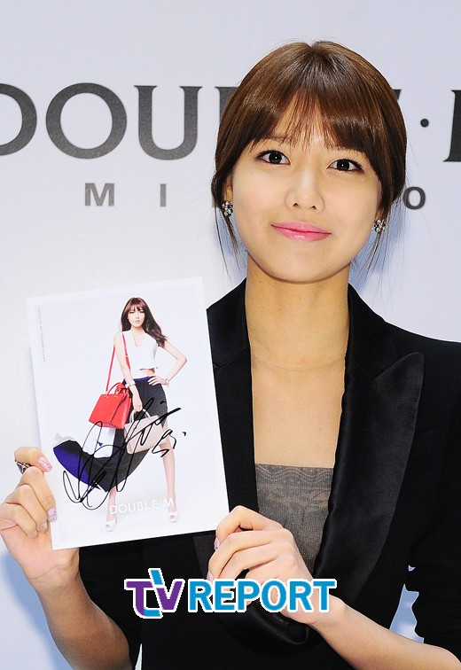 Sooyoung Attends DOUBLE-M Fansign Event!