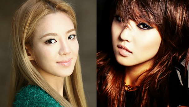 BFF's Miss A's Min and Girls' Generation's Hyoyeon Are Hipsters!