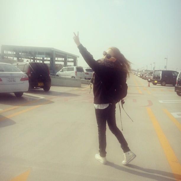 SNSD Taeyeon's Taengstagram!