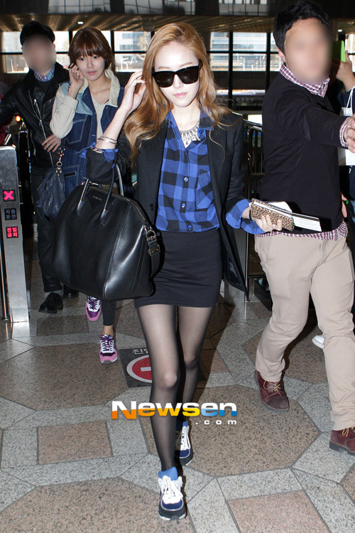 snsd airport pictures (20)