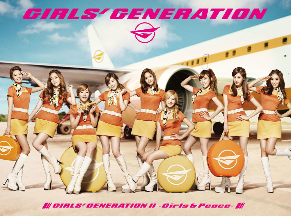 SNSD will kick off their 2013 Girls' Generation World Tour 'Girls & Peace' this June!