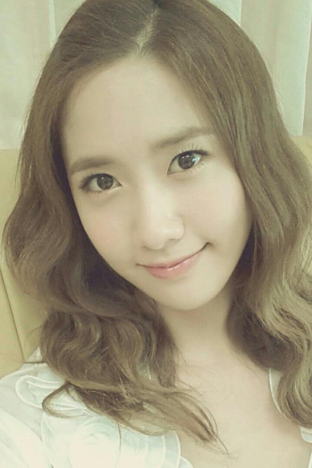 Girls' Generation's Yoona posted a new selca!
