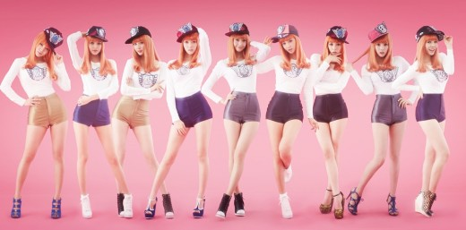 SNSD greets Yakult Korea for their 44th Anniversary!