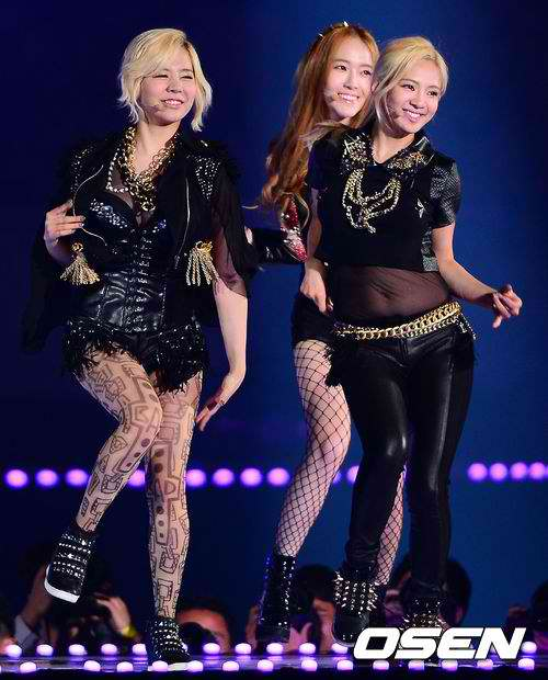 SNSD performed at the '2013 Dream Concert'
