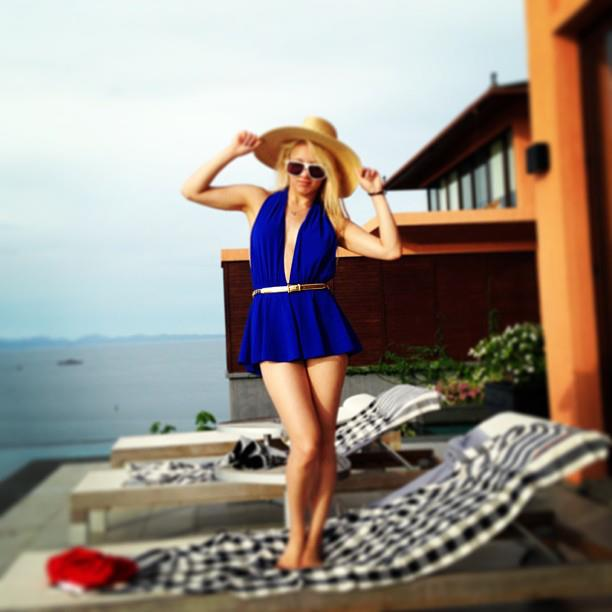 SNSD Hyoyeon opens an Instagram account, check out her lovely photos from Thailand!