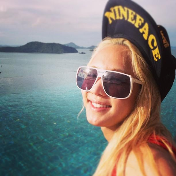 SNSD Hyoyeon rumored to be dating someone!
