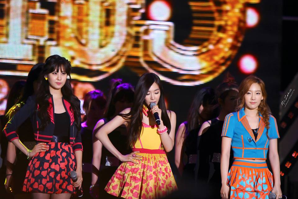 SNSD TaeTiSeo's pictures from the High-tech Industry Job Creation Concert!