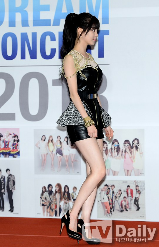 snsd 2013 dream concert red carpet  pictures (14)
