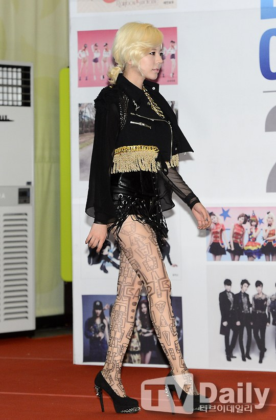 snsd 2013 dream concert red carpet  pictures (18)