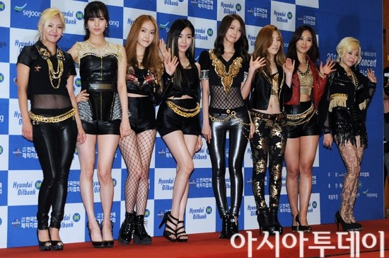 snsd 2013 dream concert red carpet  pictures (7)
