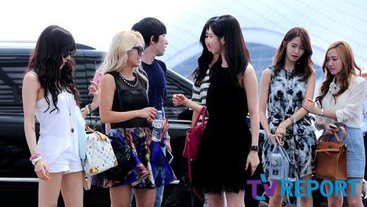 Girls`Generation Going to Singapore for the '2013 Asia Style Collection'