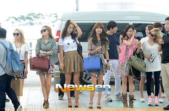 Girls`Generation Going to Taiwan for their '2013 Girls & Peace World Tour!