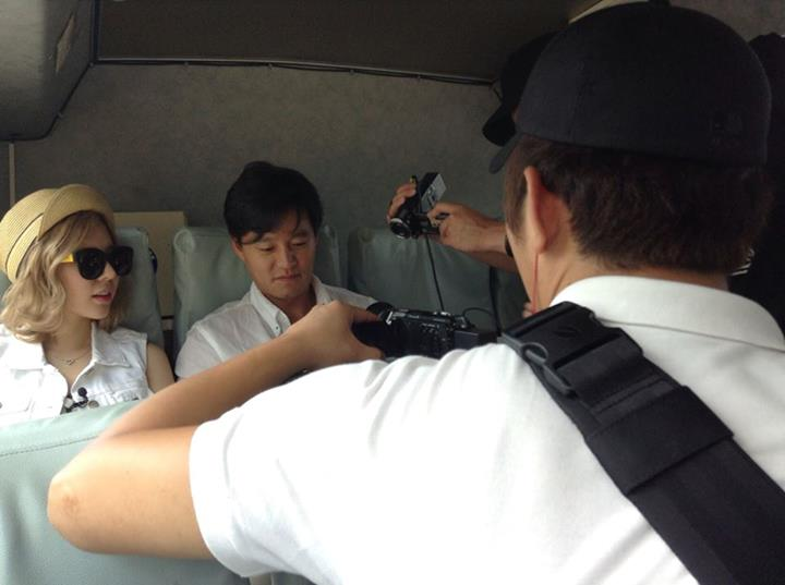 Sunny Went to Taiwan to Film tvN's New Variety Show 'Grandpas Over Flowers'