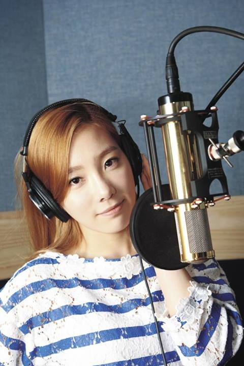 Girls`Generation Taeyeon's 'Bye' OST Song for 'Mr. Go'