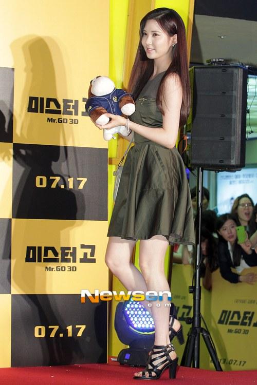 seohyun taeyeon yoona mr go vip premiere (14)