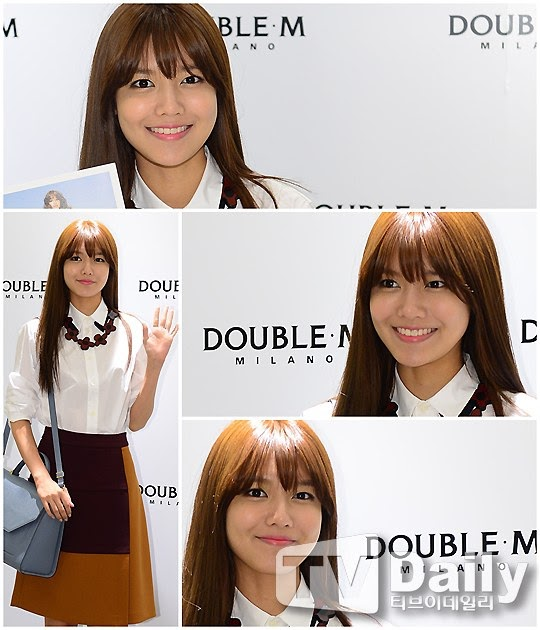 snsd sooyoung double m signing event (6)