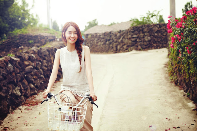 Girls`Generation's Yoona photos from 'Innisfree'!