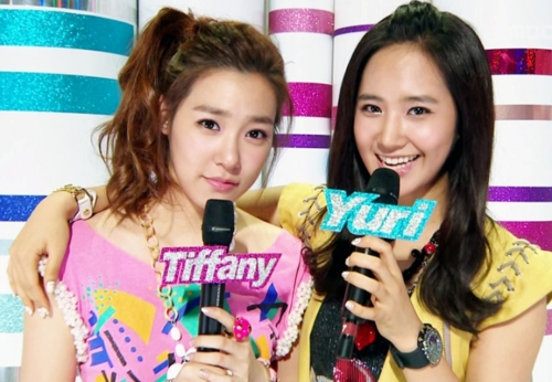 Girls`Generation to Perform at '2013 Incheon Korean Music Wave' Concert and Tiffany and Yuri will be the MC's!