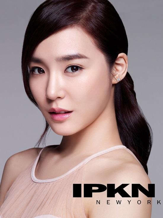 Girls`Generation's Tiffany for 'IPKN'