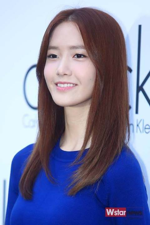 Girls`Generation's Yoona at Calvin Klein's Flagship Store Event!