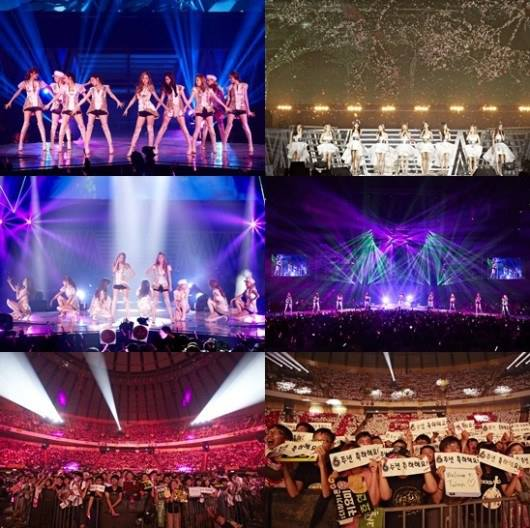 Girls`Generation's 'Girls & Peace' 2013 World Tour in Hong Kong this November!