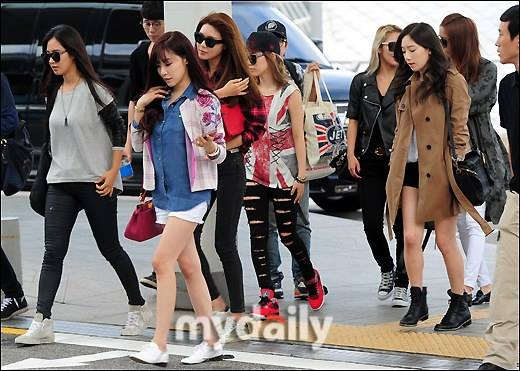 Girls`Generation Going to Indonesia for their '2013 World Tour 'Girls & Peace' Concert!