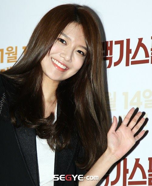 Girls`Generation's SooYoung at Black Gospel's Seoul Party!