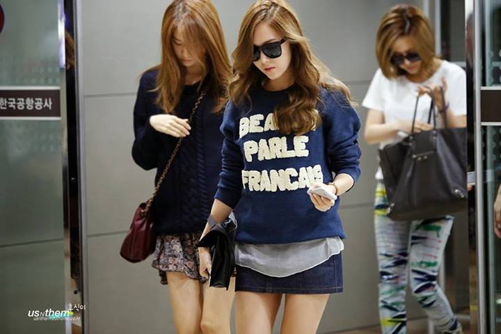 Girls`Generation at Gimpo Airport Going to Japan Photos!