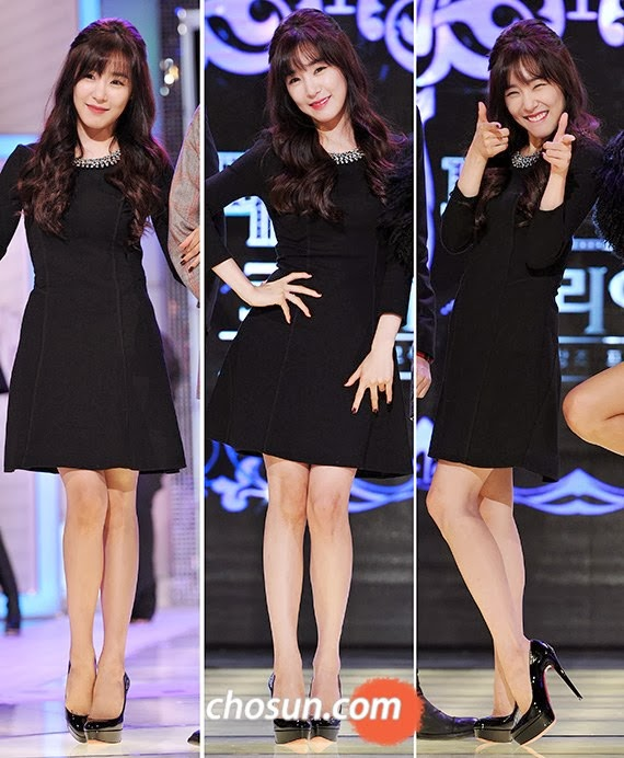 Girls' Generation`s Tiffany at the Press Conference of 'Fashion King Korea'