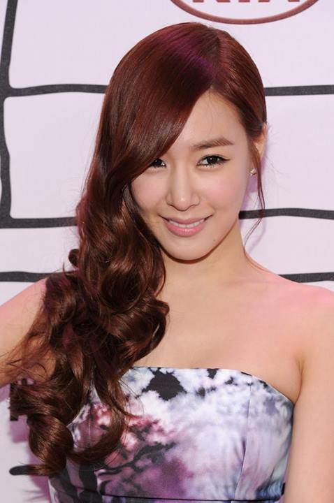 SNSD's Tiffany Tells K-Town After Beating Other Artists for Video of the Year: