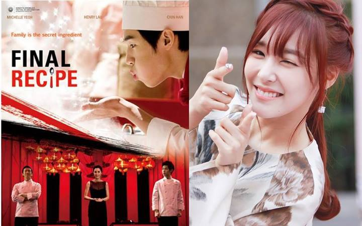 Girls`Generation's Tiffany and Suju-M's Henry will feature in 'Final Recipe' Ending OST!