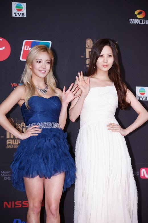 Girls`Generation Won the 'Best Female Group' Award from the 2013 Mnet Asian Music Awards!