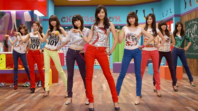 Girls`Generation Ranked 5th in Annual Gallup Korea Poll!