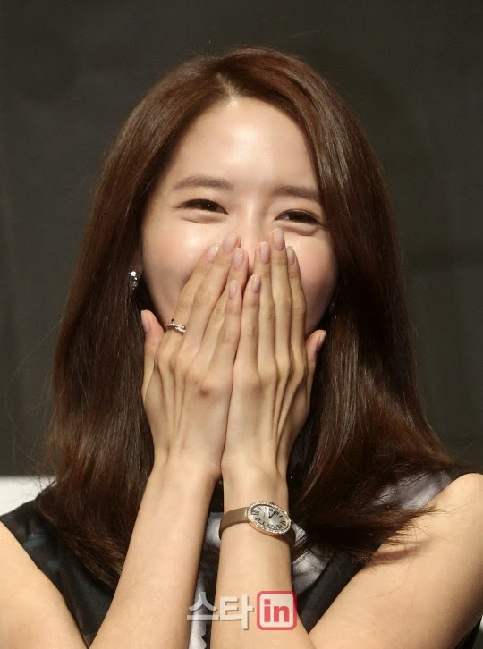 Girls`Generation's Yoona at the 'Prime Minister and I' Drama Press Conference!