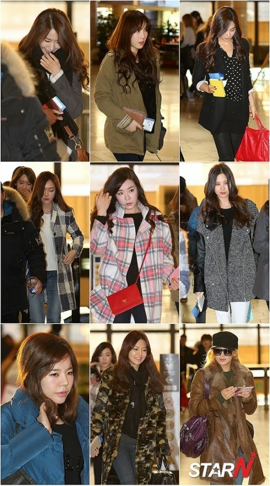 Girls`Generation Going to Japan to Attend Some Schedules!