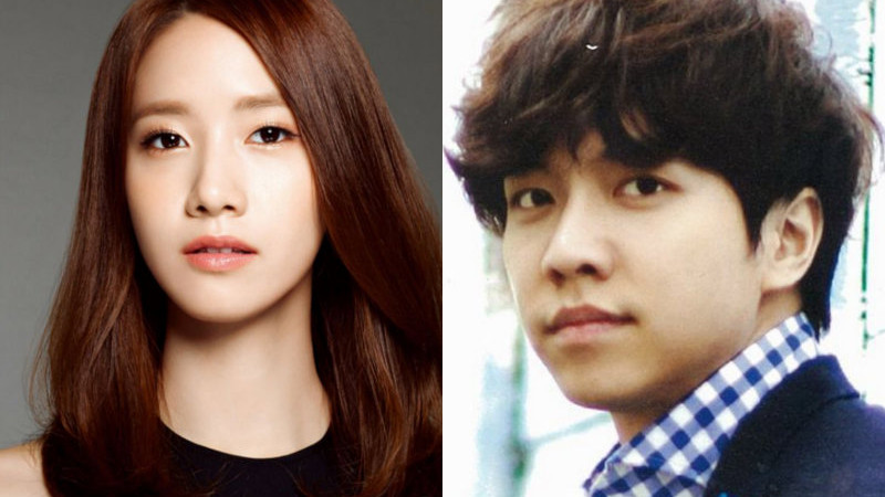 Girls`Generation's Yoona and Lee Seung Gi Confirmed to be Dating!