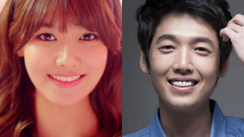Girls`Generation's Sooyoung and Jung Kyung Ho Confirmed to be Dating!