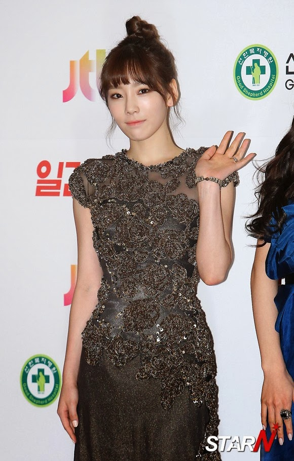 taeyeon tiffany 2013 golden disk awards (21)