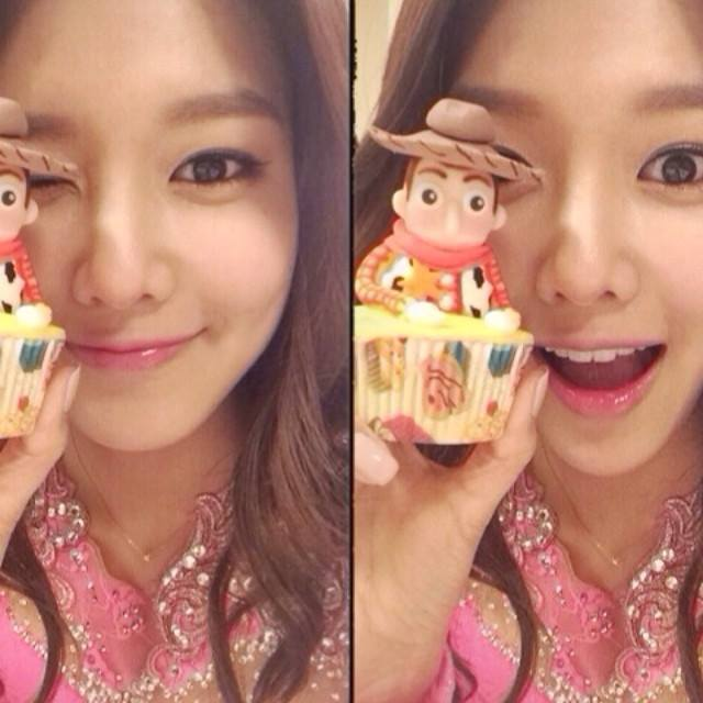 Girls`Generation's Sooyoung Has Finally Joined Instagram!