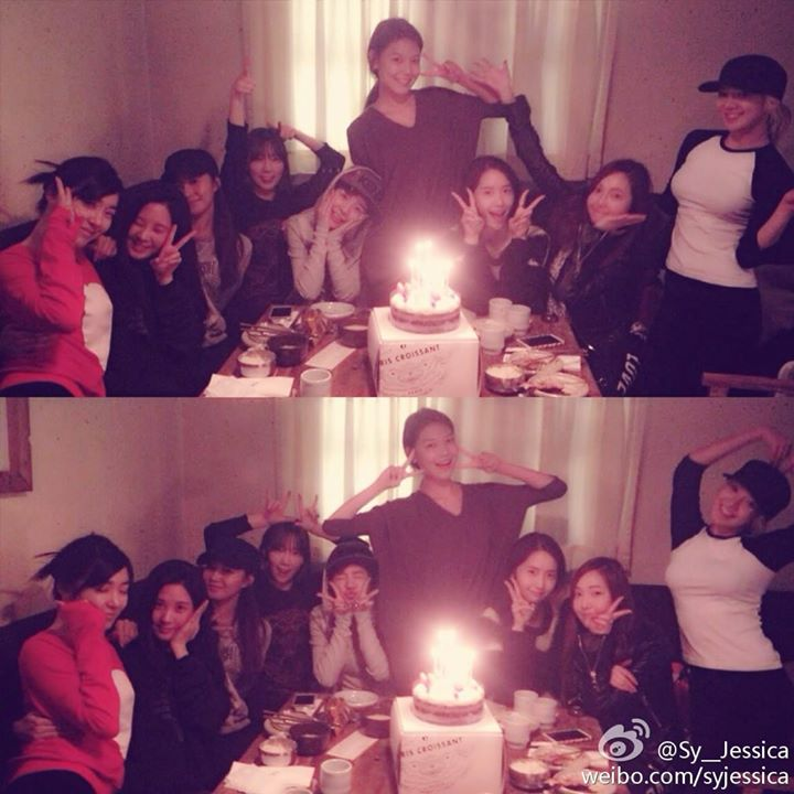 Girls`Generation Celebrates Sooyoung's 25th Birthday and Ginger's Birthday!