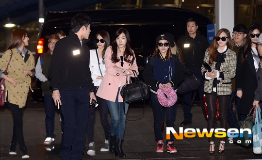 Girls`Generation Went to Macau For Their 'Girls & Peace' World Tour Concert!
