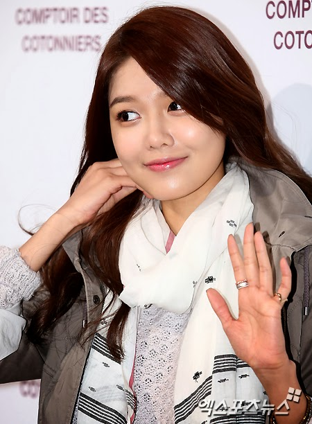Girls`Generation's Sooyoung at Comptoir Des Cotonniers' Event!