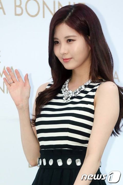 Girls`Generation's Seohyun at Sue Comma Bonnie's Fashion Event!