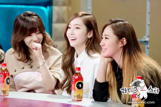 SNSD's Taeyeon, Tiffany, Sunny, Jessica and Yuri Will Be On MBC's 'Radio Star'