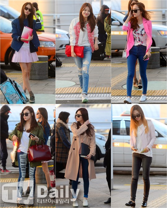 snsd to vietnam airport pictures (25)