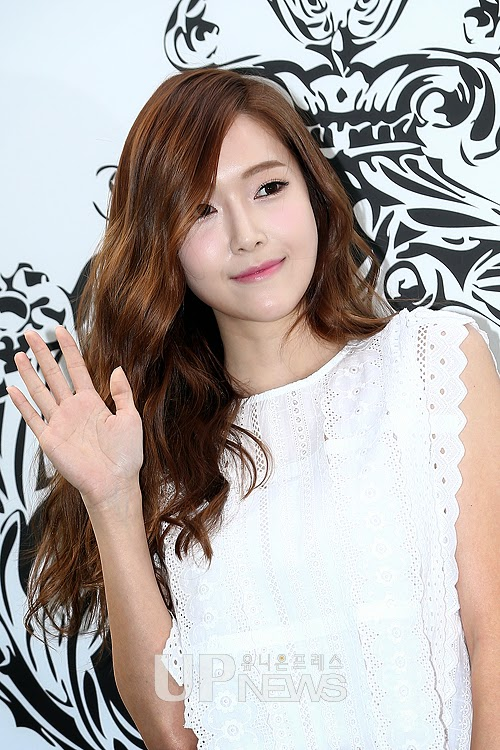 Girls`Generation's Jessica at the Launch Event of 'STUDSWAR'