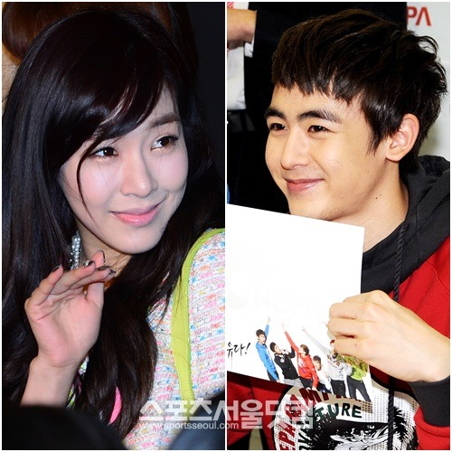 Girls`Generation's Tiffany and 2PM's Nichkhun Confirmed to be Dating!